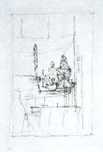 Alberto GIACOMETTI (1901-1966) - La Magie Quotidienne (Studio)