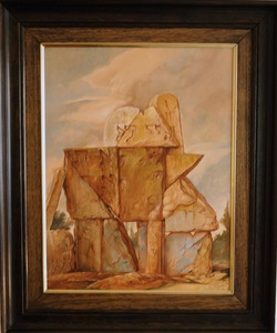 Samuel BAK (1933) - Untitled