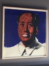 Andy WARHOL (1928-1987) - Mao F&S II.98