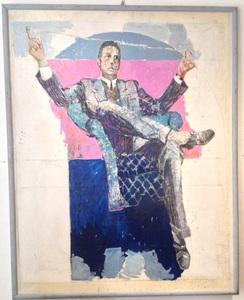 Giorgio BELLANDI (1930-1976) - Tableau - Giorgio BELLANDI