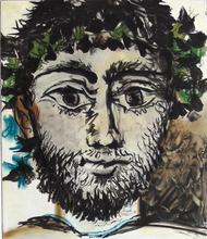 Pablo PICASSO (1881-1973) - Head of a Faun