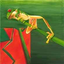 Gisela CLEV (1952) - froggy