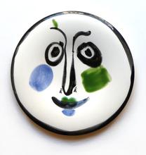 Pablo PICASSO (1881-1973) - Face No. 197 (AR 494)
