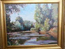 Jean LE GUEN (1926) - Vers Châtillon sur Seine