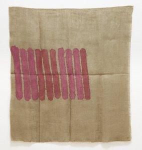 Giorgio GRIFFA (1936) - Obliquo quasi verticale