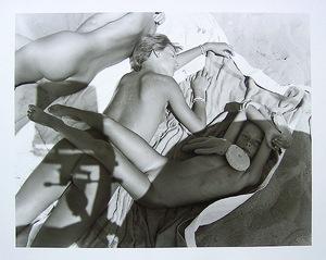 """Jock STURGES (1947) - """"Laetitia et Emily, Montalivet, France, 1986"""""""