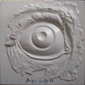 Jürgen GOERTZ (1939) - Auge