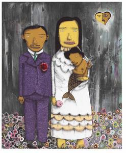 OS GEMEOS (1974) - Casou Com o Primo