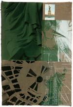 Robert RAUSCHENBERG (1925-2008) - Statue of Liberty