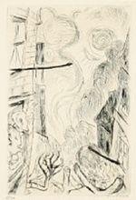 Max BECKMANN (1884-1950) - Fruehling (Spring - Le Printemps)