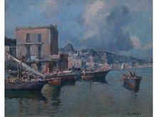Nicola DECORSI (1882-1956) - MARINA
