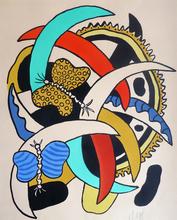Fernand LÉGER (1881-1955) - The Butterflies