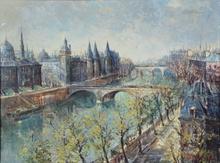 Lucien DELARUE (1925) -