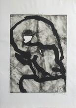 Emil SCHUMACHER (1912-1999) - Hommage á Picasso