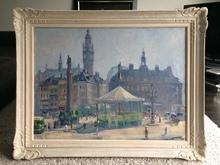 Lucien Hector JONAS (1880-1947) - La Grand'Place de Lille