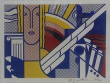 Roy LICHTENSTEIN (1923-1997) - Modern Art Poster (C. II.8)