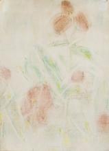Christian ROHLFS (1849-1938) - Rote Blüten