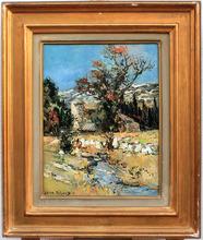 Jean RIGAUD (1912-1999) - Eygalières