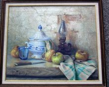 Robert CHAILLOUX (1913-2006) - Still Life