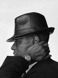 Samuel FOSSO (1962) - Malcom X