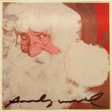Andy WARHOL (1928-1987) - Santa Claus From the Myths portfolio (II.266)