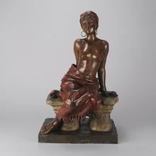 Emmanuel VILLANIS (1858-1914) - L'Esclave de l'Amour