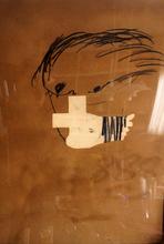 Antoni TAPIES (1923-2012) - Pied Collage