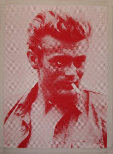Russell YOUNG (1960) - *James Dean, Red & White