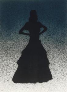 Ed RUSCHA (1937) - Bailerina