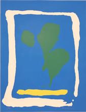 Helen FRANKENTHALER (1928-2011) - Air Frame