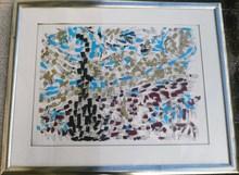 Fernandez ARMAN (1928-2005) - Hommage à Van Gogh