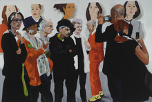Eric FISCHL (1948) - Art Fair: Booth #to be titled