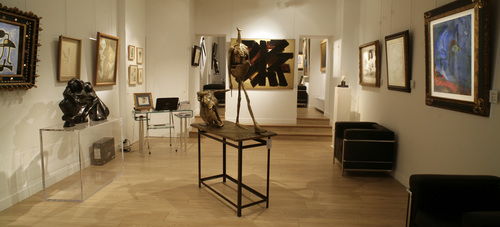 Galerie Jean-François Cazeau