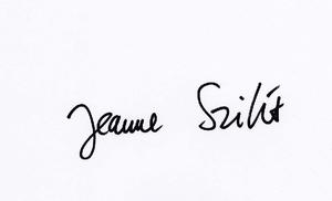 Jeanne SZILIT  [ XX-XXI ]