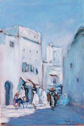 Ruelle à Alger