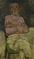 Don Vicente - Portrait of a man