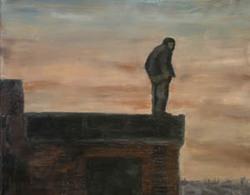 Mannen på taket - Man on the roof