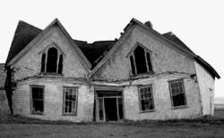 The Old Ferguson Place, P.E.I. Canada