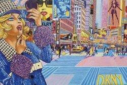 Lisa RV a Manhattan