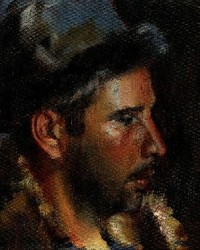 Man with a Fur Hat