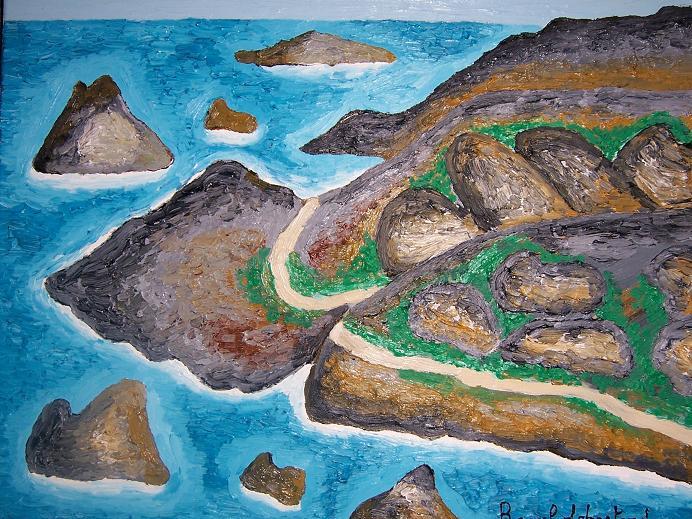 Côte rocailleuse