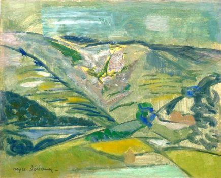Vallée rocheuse
