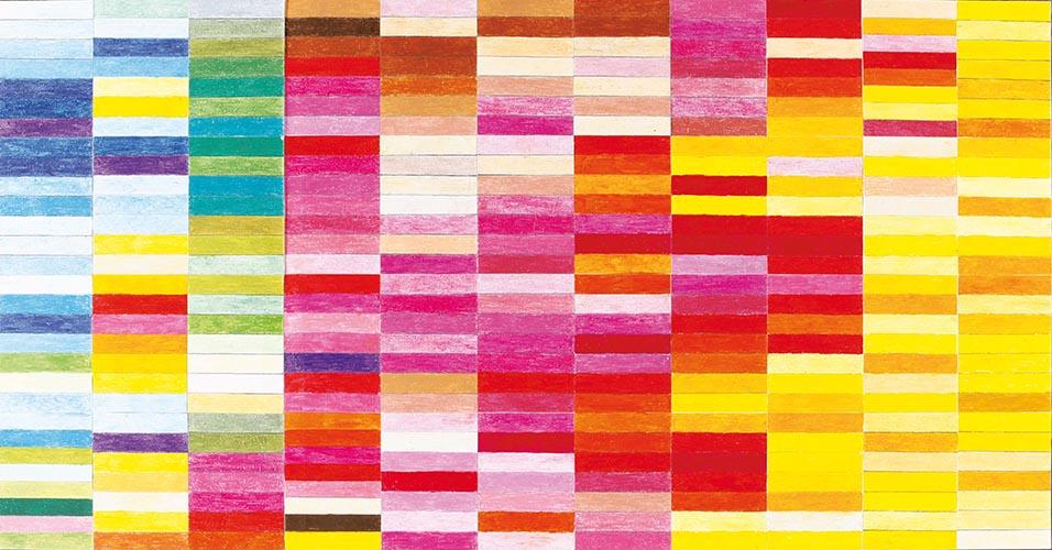 Colour Scale