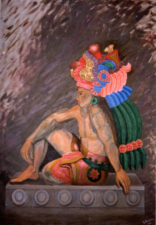 Sacerdote de Xochicalco