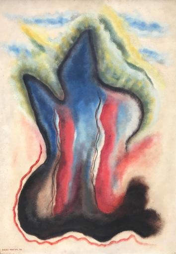 Ernest ENGEL-PAK - Peinture - Sans titre