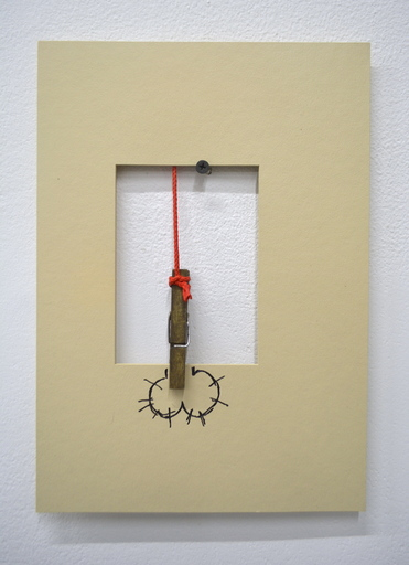 SIMPLE THINGS - Sculpture-Volume - Red Line. Fucked Up!
