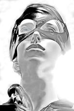 Pierre CASBAS - Fotografia - Visage masqué