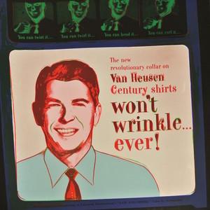 Andy WARHOL - Stampa-Multiplo - Van Heusen (Ronald Reagan) (FS II.356)