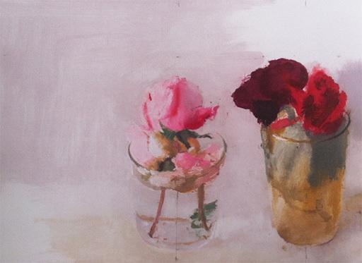 Antonio LÓPEZ - Stampa Multiplo - Rosas de invierno I