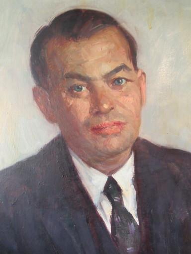 Hubert GLANSDORFF - Pittura - Notable oriental